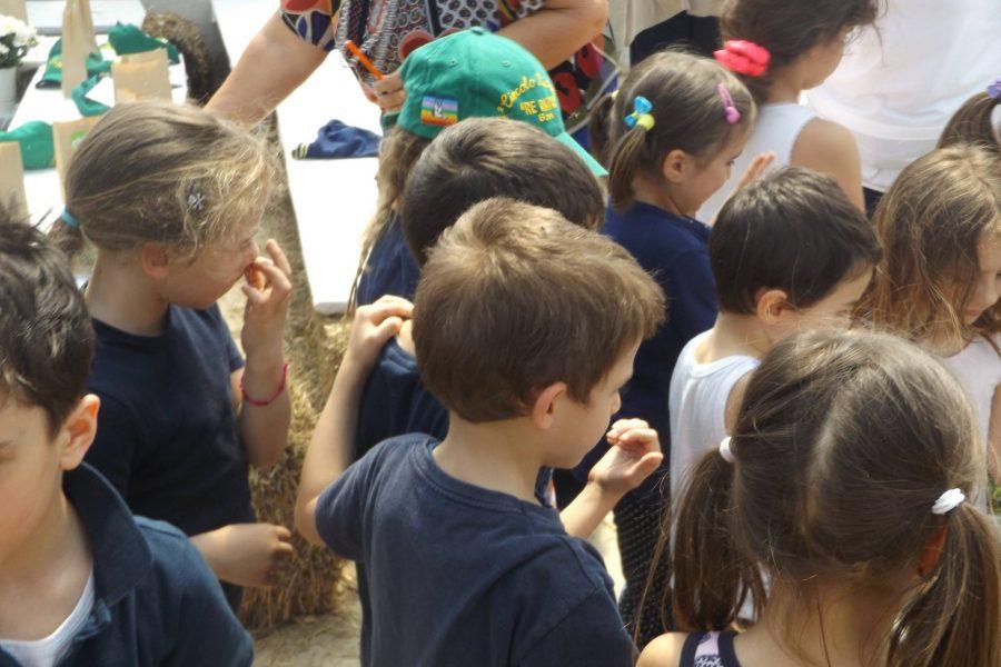 Bambini alla scoperta del compost