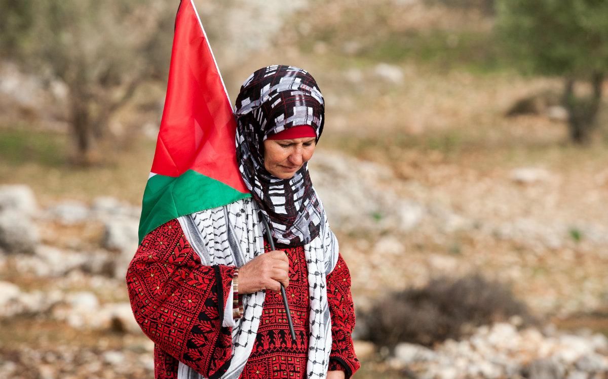 Rinascita dell'economia in Palestina: la sostenibilità è donna.